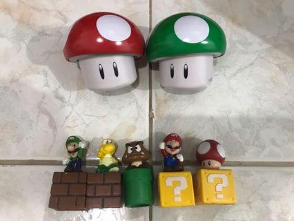 Supermario Brothers Figure Toy