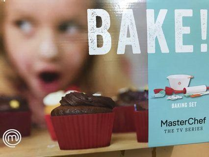 Master chef baking set 烘培套裝