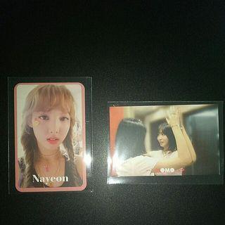 【WTT】Twice Thailand Photocards