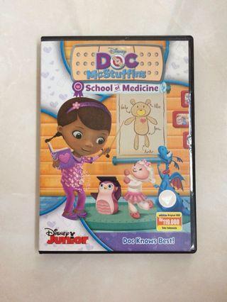 #BAPAU Doc McStuffins DVD Original