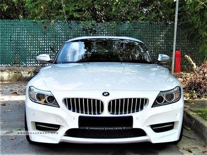 BMW Z4 Daily Rental !