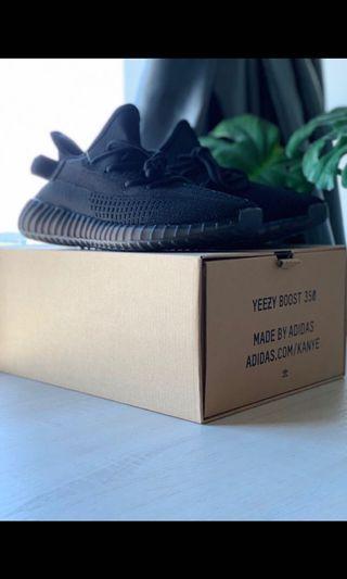 Adidas Yeezy V2 Black