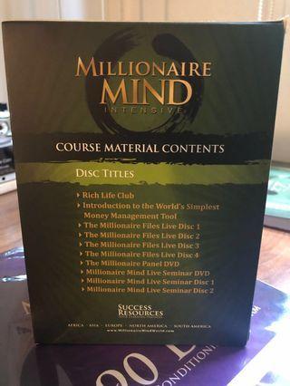 Millionaire Mind Course Materials