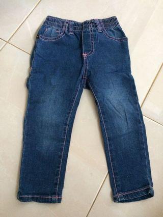 #BAPAU CoolGirl Jeans
