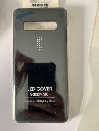samsung s10 plus LED cover case