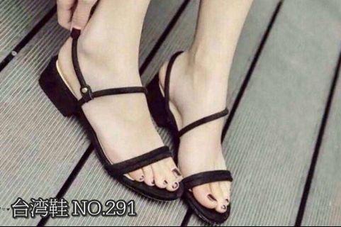 🆕 Low Heels Sandals #OYOHOTEL