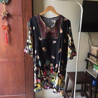 Spring Boho Dress