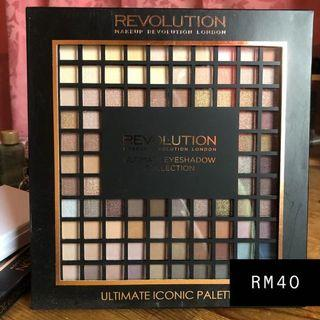 Makeup Revolution Ultimate Iconic Pallete