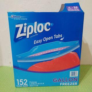 ZIPLOC 冷凍保鮮袋 雙層夾鍊