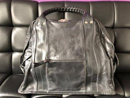 🚚 Pre loved Cornelian Taurus horse leather bag