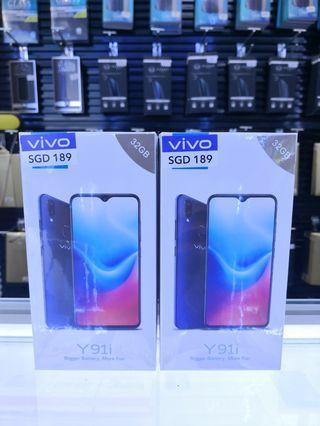 Brand New Vivo Y91i 32GB