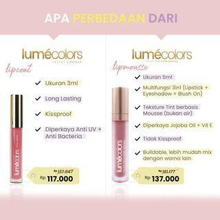 Lumecolors lipcoat.