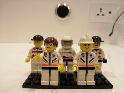 Original Lego Minifigures