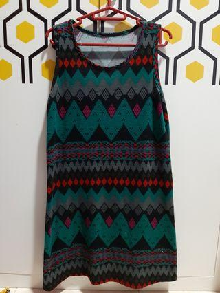Dress knit bangkok
