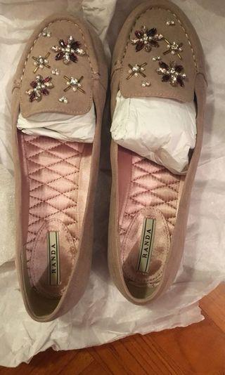 Randa 水晶休闲鞋, jelly beans , snidel, lily brown