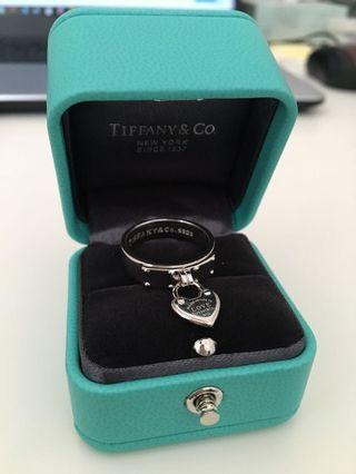 Tiffany love ring