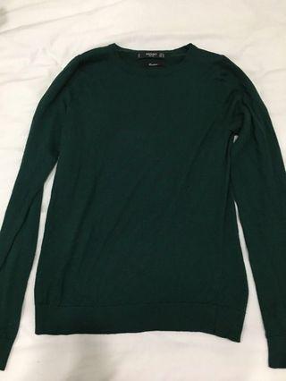 Mango Knitwear - Green