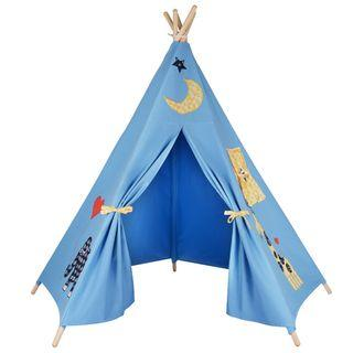 Canvas and Pine Play Tents