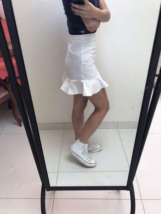 Cute frilly skirt
