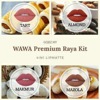 Premium Kit Lipmatte