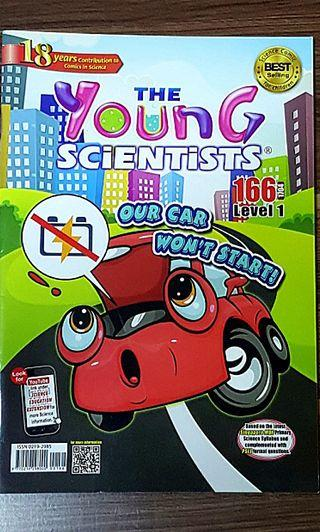 Young scientist level 1 (sell more look description)