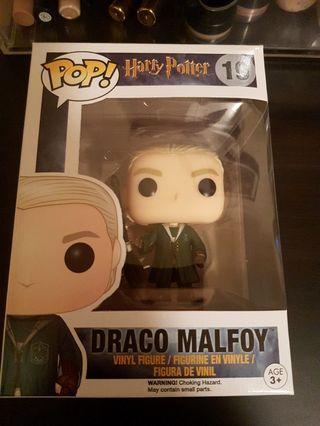 Draco #19 Quidditch Robe Pop Vinyl Harry Potter Rare