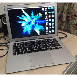 "Macbook Air 13"" fully loaded - Core i7, 8GB RAM, 480 SSD"