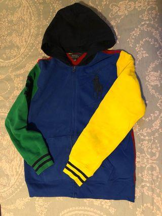 Polo Zip up