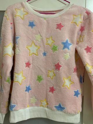 粉粉睡衣(超暖)