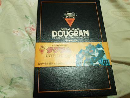 1/72 Dougram Combay Armor Series 1