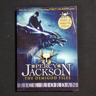 Percy Jackson & The Olympians The Demigod Files