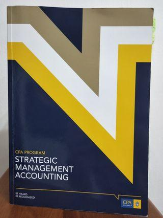 CPA Australia textbook Strategic Management Accounting