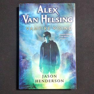 Vampire Rising (Alex Van Helsing #1)