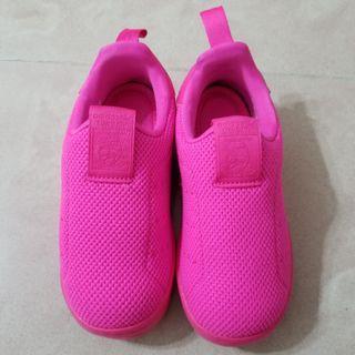 全新粉紅色stan smith