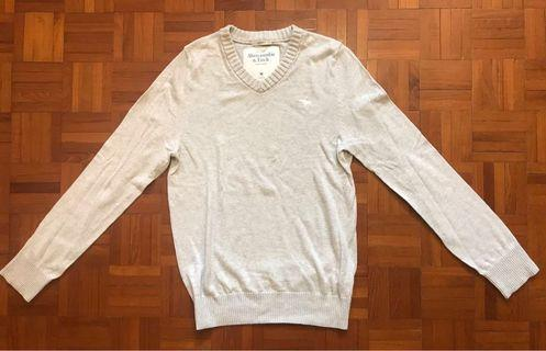 A&F sweater #MTRst