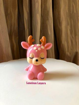 Baby deer jelly cake