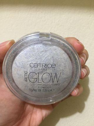 Catrice Arctic Glow Higlighting Powder