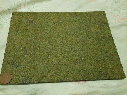 1/35, 1/72 Grass Baseplate for Wargaming