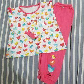 韓國製衫+褲套裝