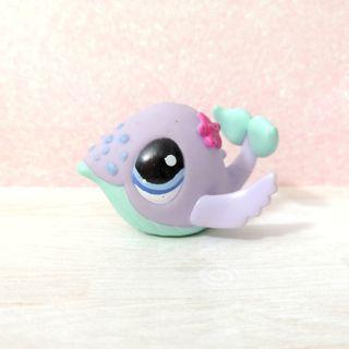 Littlest Pet Shop lps whale