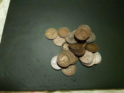 One British One Penny
