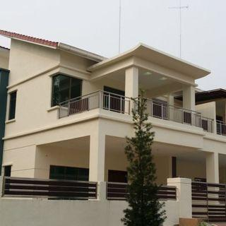 Loan Reject Unit]Freehold 2 storey only sell 417k First come First Serve!!!