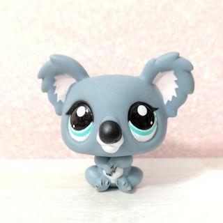 Littlest Pet Shop lps koala