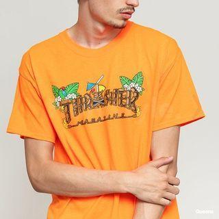 Thrasher Tee 短袖T恤