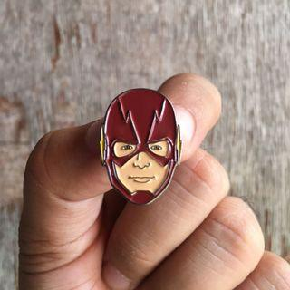 The Flash Fansets Pin