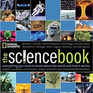 National Geographic - the Science Book (Paperback)