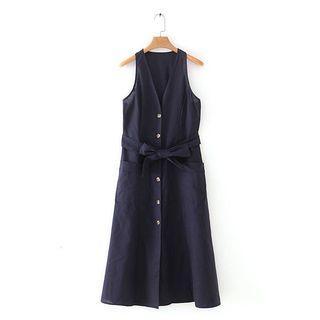 🥕Inspired Zara Slim Pockets Dress