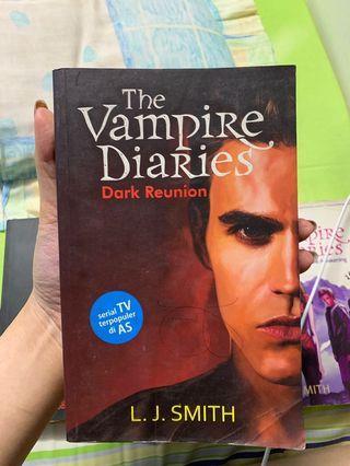 Novel Vampire Diaries - Dark Reunion