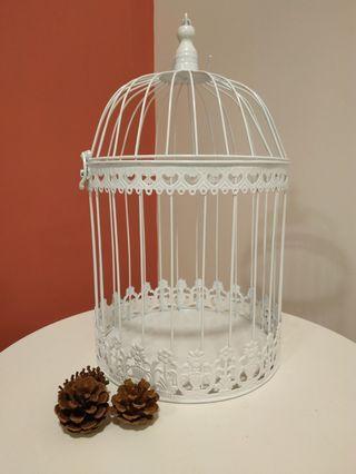 Bird Cage Decoration - Size Large