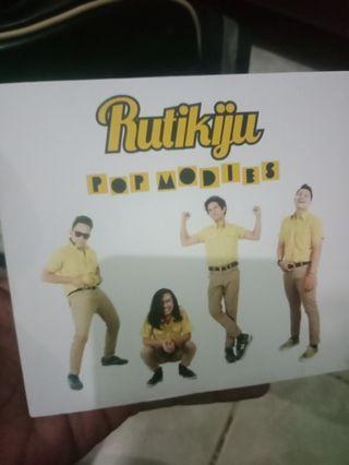CD original band rutikiju